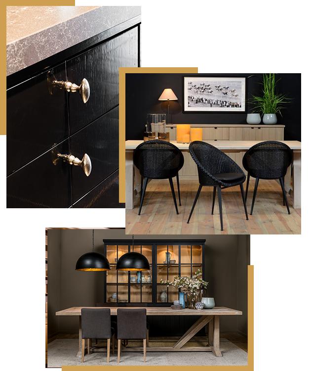 mesdagh interieur is gespecialiseerd in verfijnd maatwerk van landelijk strak landelijk tot design vintage meubelen