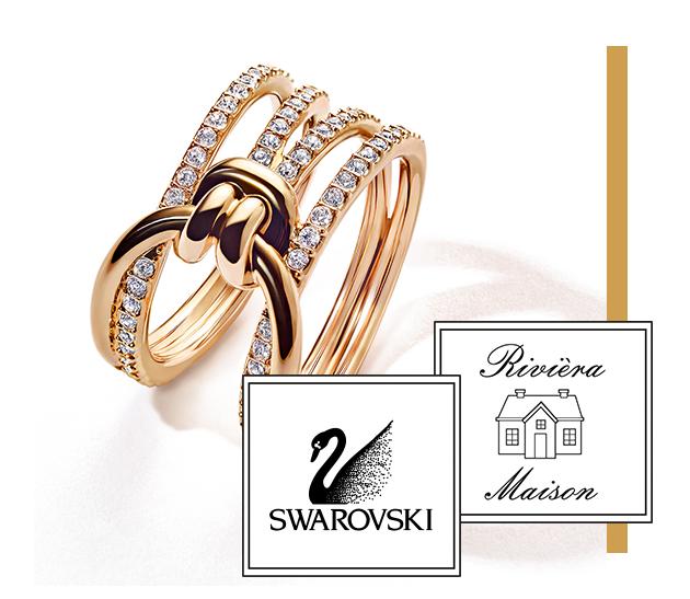 Swarovski Kristal Rivièra Maison collectie